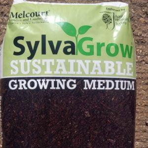 50L bag of multi-award winning Sylvagrow compost