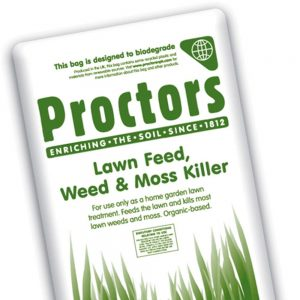Fertiliser and Weedkiller