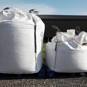 Bulk bag of Poultry Manure Pellets